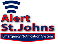 Alert St Johns Emergency Notification System Sign Up